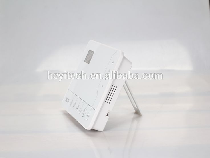 Google and Apple control gsm wireless alarm system