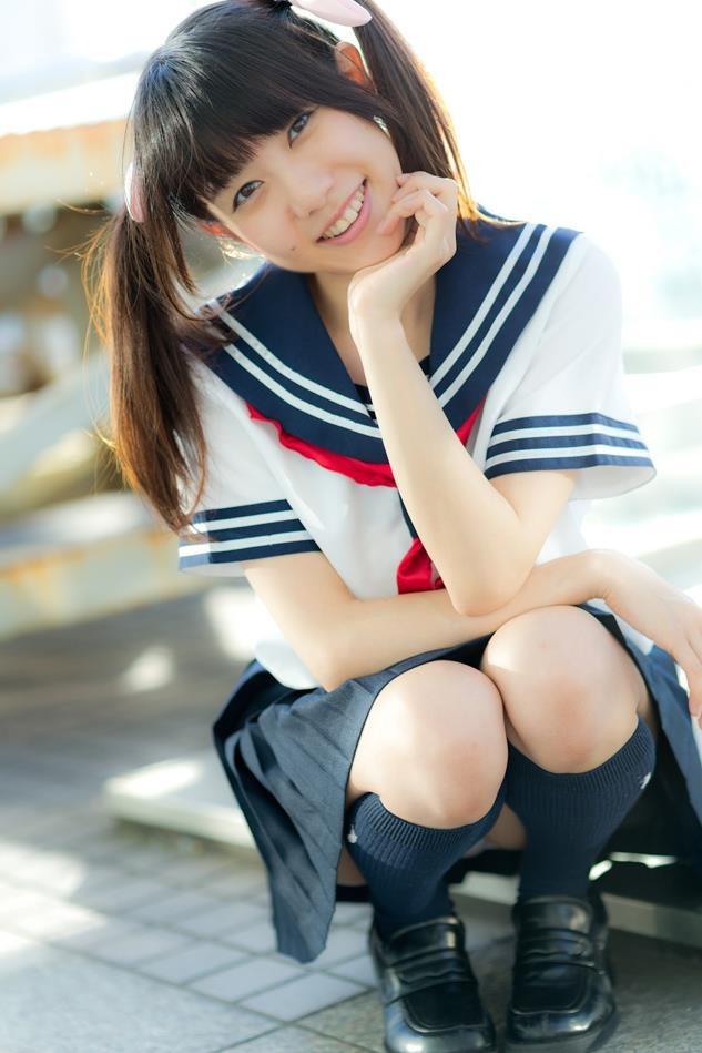87 Best Sailor Fuku Images On Pinterest  School Uniforms -5799