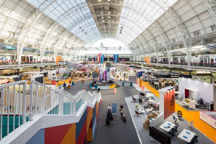 100% Design London is the largest trade show for architects and designers from UK.  Its 23rd edition will take place on 20-23 September, at Olympia, London.