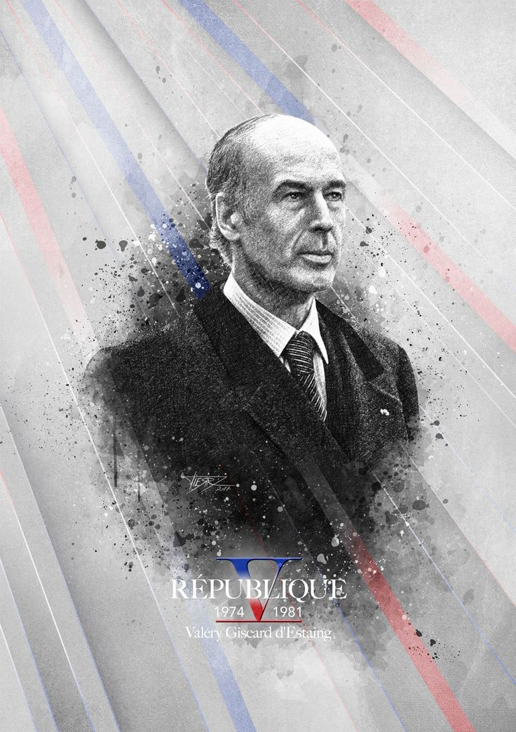 Consultez mon projet @Behance : \u201cValéry Giscard d'Estaing.\u201d https://www.behance.net/gallery/51302021/Valry-Giscard-dEstaing