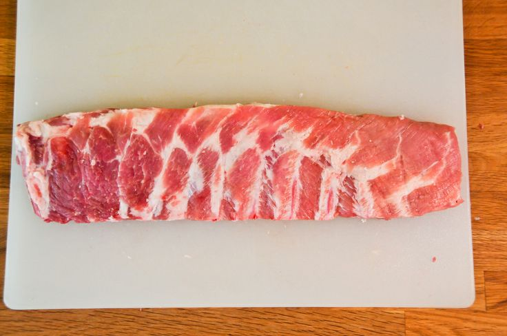 Meat Tips: Cutting a St. Louis Style Rack of Ribs