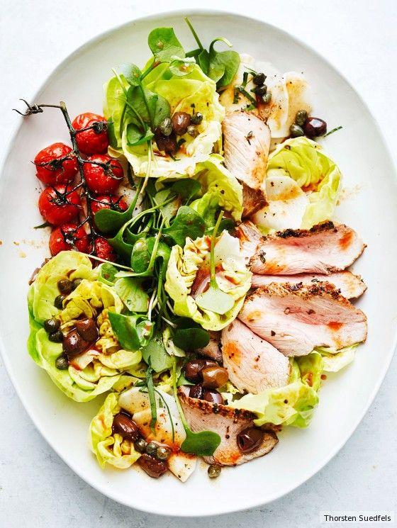 Kopfsalat mit Tafelspitz