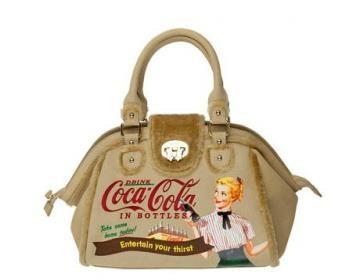 "Borsa Fix Design - linea ""Coca Cola"""
