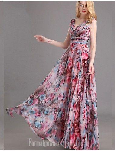 Australia Formal Evening Dress Print Plus Sizes Dresses Petite A