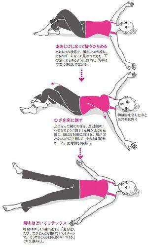 寝る前のストレッチは体にいいことだらけ。習慣にして疲れにくいスリムな体を手に入れましょう。