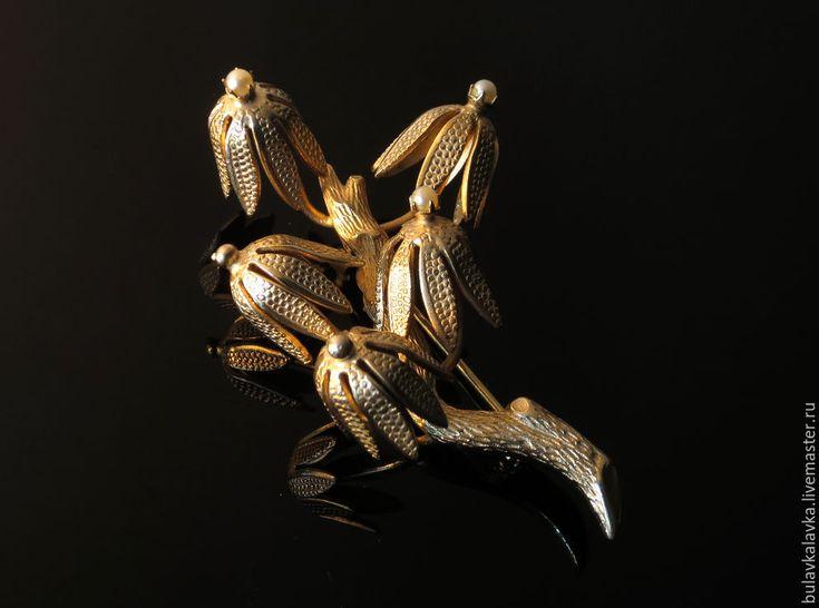 Купить Giovanni Винтажная брошь, винтажные украшения, винтажные броши - giovanni винтажная брошь, giovanni