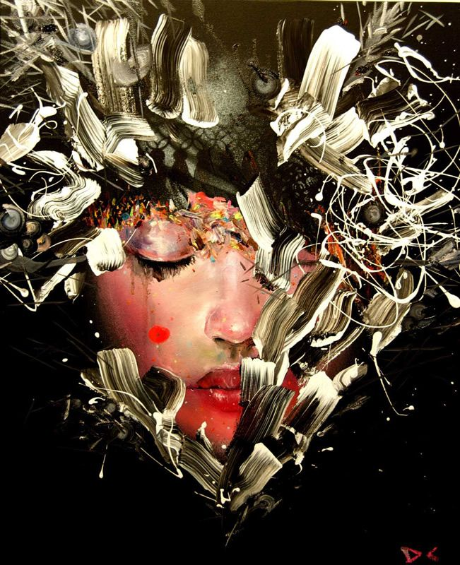 David Choe.  beautiful