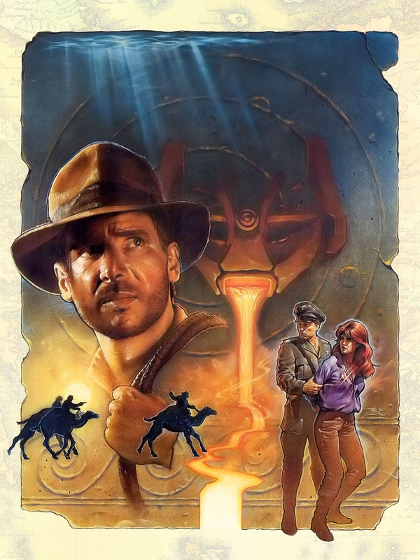 Indiana Jones and the Fate of Atlantis - LucasArts