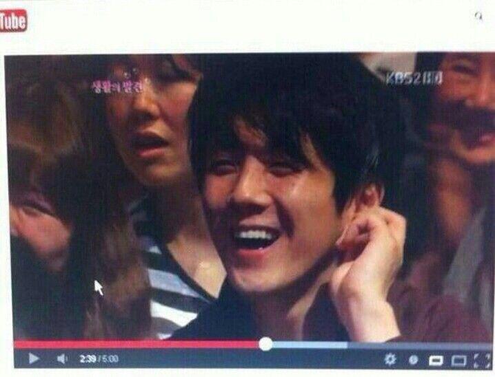 """Sehun why you so cute!?!?? Lixinliang Weibo Update: """"My Favorite ..."""