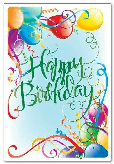 1772 best Happy Birthday images on Pinterest Birthday wishes