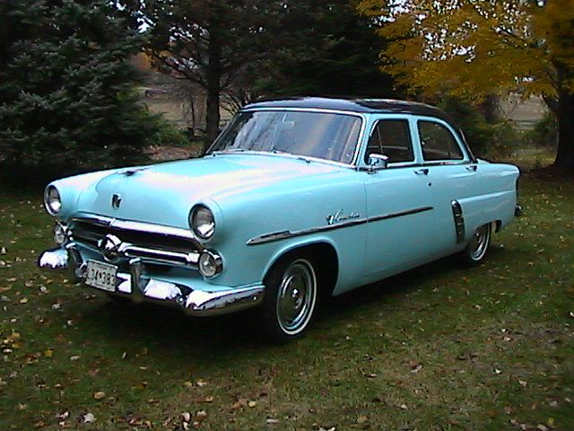 10 images about jesse hayes on pinterest cars for sale for 1954 ford customline 4 door