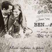 """Don't see it?  Click through to see why this is the world's greatest """"Save The Date""""."""