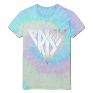 Katy Perry Prism Tie-Dye T-Shirt $60