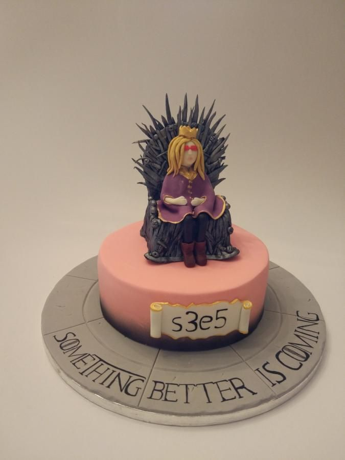 Game of thrones - Cake by nef_cake_deco