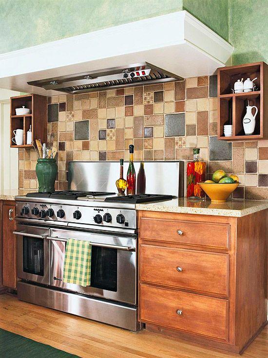 Kitchen backsplashDecor Ideas, Dreams, Kitchen Backsplash, New Kitchens, Slight Imperfect, Colors Kitchens, Back Splashes For Kitchens, Colorful Kitchens Backsplash, Backsplash Ideas Diy