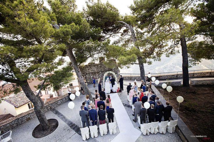 Castle Ruins, Real Wedding In Sicily, a Very Dream Destination, © www.ninolombardo.it