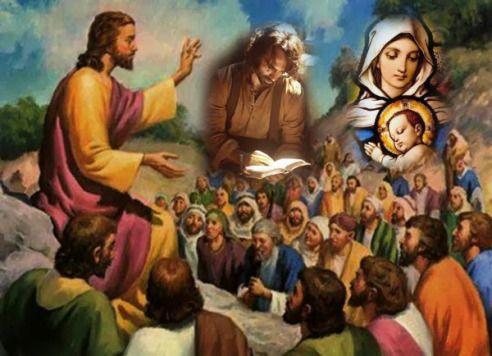 Psaumes-proverbes et des citations bibliques: « Heureux ceux qui entendent la parole de Dieu et ...