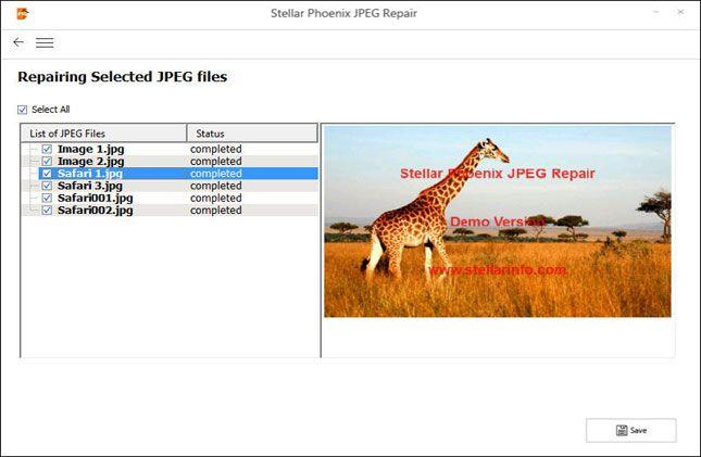 [25% OFF] Stellar Phoenix JPEG Repair discount coupon - promo and discount