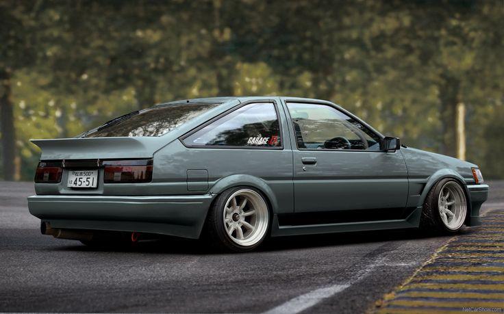 Clean AE86