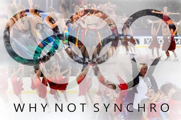 We've added a team event, but still not synchro?