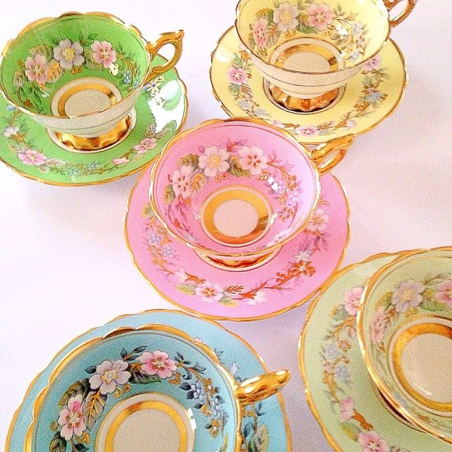 Colors of Garland by Royal Stafford  sc 1 st  Pinterest & 782 best China: Royal Stafford~ images on Pinterest