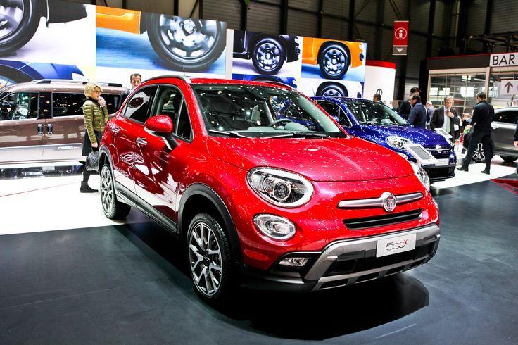 Najgorętsza premiera genewskich targów! Nowy crossover #Fiat500X z automatyczną dwusprzęgłową skrzynią biegów! Szczegóły: www.fiatpress.pl/press/detail/807