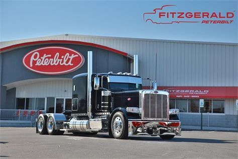 2018 PETERBILT 389 SLEEPER FOR SALE #1312