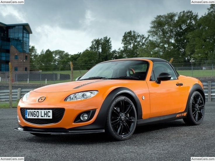 Superb Mazda MX 5 GT Concept (2012) Photo