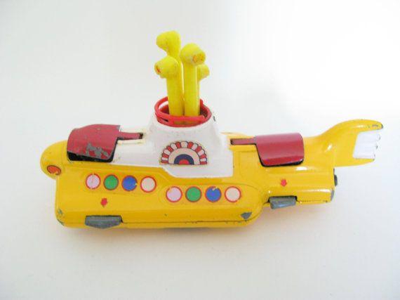 Beatles Yellow Submarine Toys 43