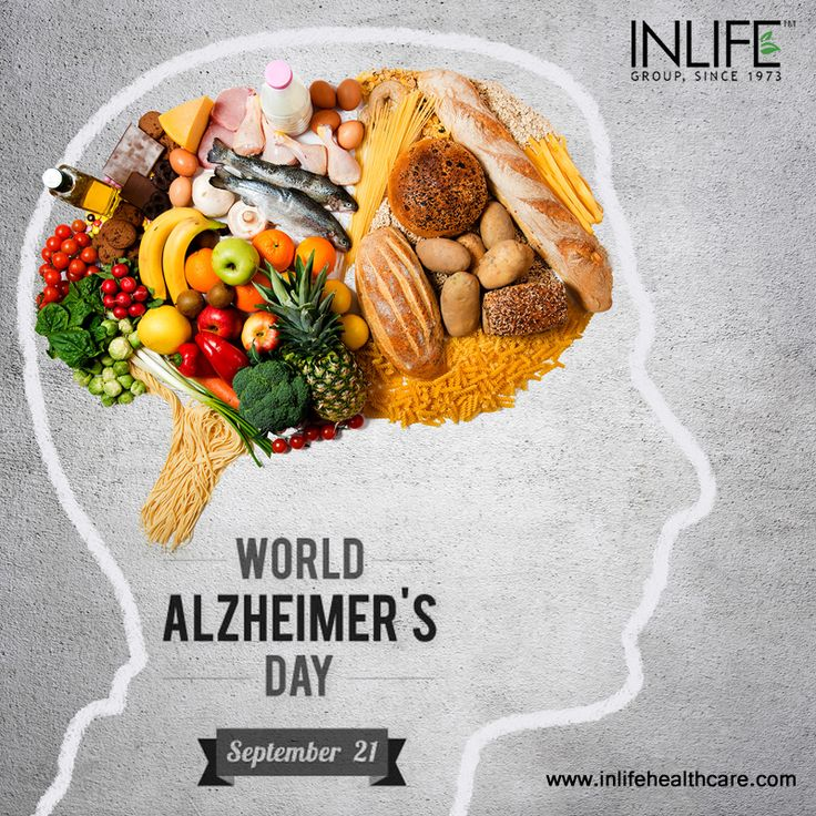 A #balanceddiet with the essential nutrients and regular brain exercises beneficial for Alzheimer's disease. #worldalzheimersday