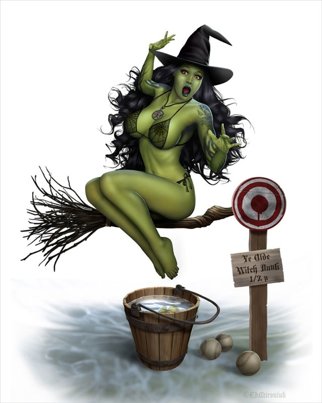 Youngsters porn ugly sexy witch chapman the