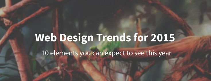 1. Longer scrolling sites It hasn't gone unnoticed that most new site designs published today tend to be longer in length when scrolling through the page. As mobile devices become…