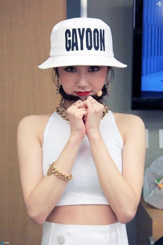 Gayoon - 4minute