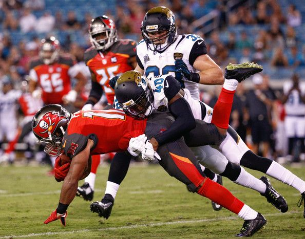 NFL Week 5 Betting, Free Picks, TV Schedule, Vegas Odds, Jacksonville Jaguars vs. Tampa Bay Buccaneers, Oct 11th 2015