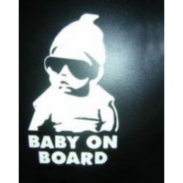 Baby on board autómatrica