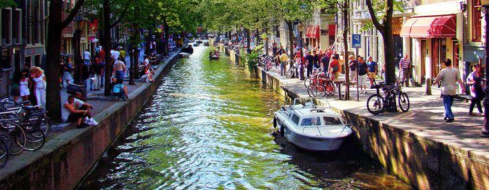 Vous voulez savoir où sont les meilleurs hôtels pas chers à Amsterdam, Pays-Bas?