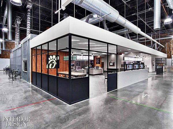 Out of The Box: Chick-Fil-A's Got a New Incubator | Projects | Interior Design