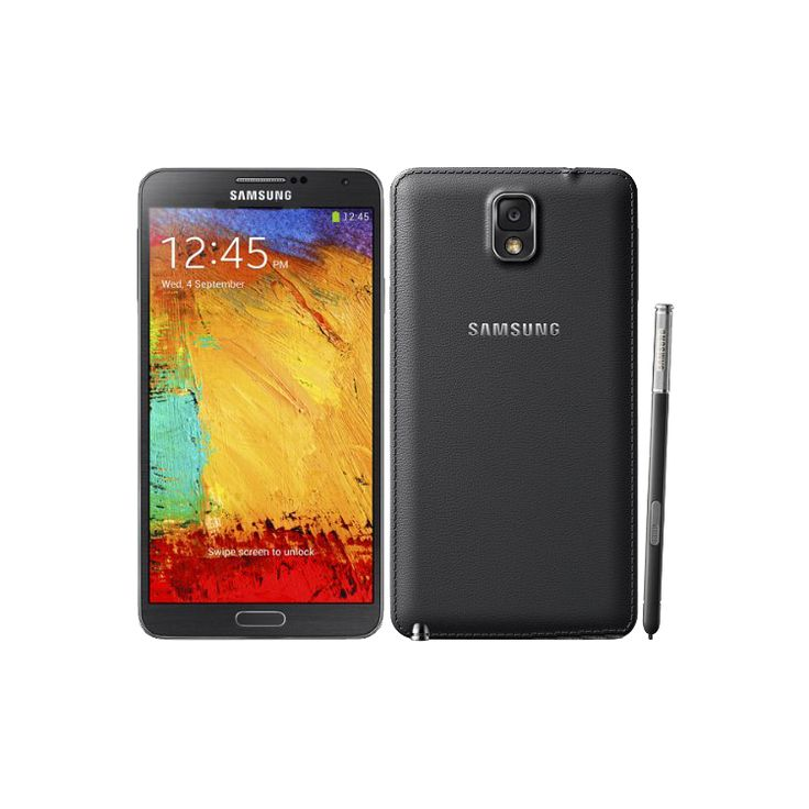 Samsung N9005 Note 3 32GB Black EU