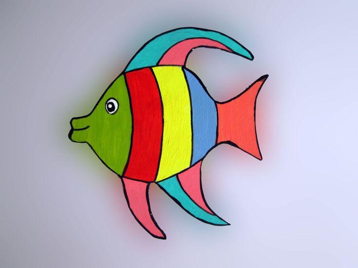 Imãs de geladeira - Peixes 040 / Magnets - Fishes 040