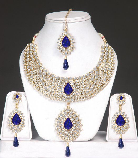 Indian Royal Jewellery Indian kundan jewellery set