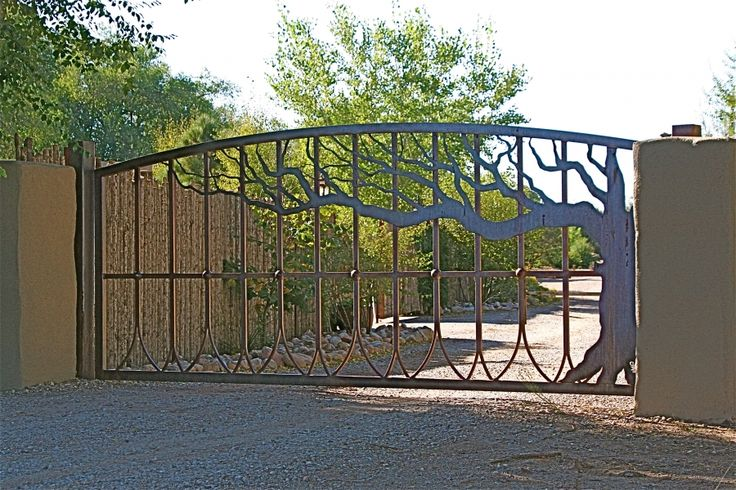 Artistic Driveway Gates Albuquerque Gates By New Mexico