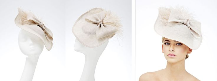 Rosie Olivia Hat Designer can create a beautiful hat for Aintree Races to match your face shape, skin colour and outfit | Rosie Olivia Millinery