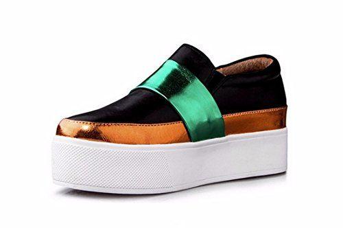 Retro-Mode-Frauen Plattformschuhe Art und Weise Beruehmtheit Beleg auf Schuhen Faulenzer - http://on-line-kaufen.de/jye/8-us-6-uk-39-eu-retro-mode-frauen-plattformschuhe