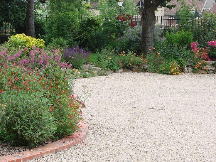 Harrois espaces verts paysagiste 60 oise ma onnerie for Creation deco jardin