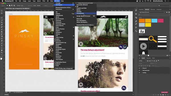 Photoshop New Customizable Toolbar Coming Soon