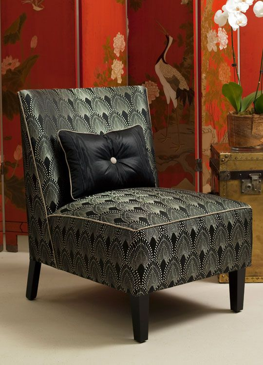 Love this Rivoli fabric from Mokum Textiles (available in many colours).