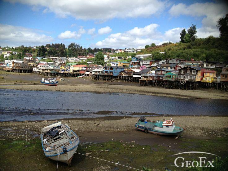 shores of Chiloe, Patagonia