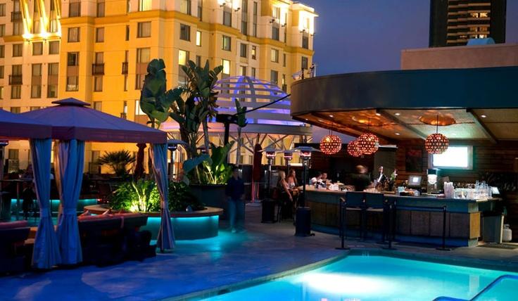 San Diego Gaslamp Hotel, Our Boutique Hotel in Downtown San Diego: Hotel Solamar