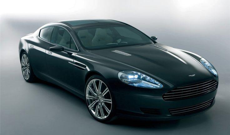 Aston Martin Rapide Concept 2 picture