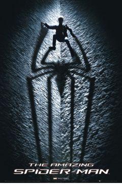 Niesamowity Spiderman One Sheet - plakat